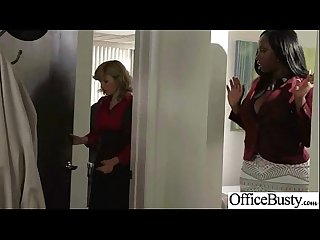 Lovely girl codi bryant with big tits get banged hard style in office movie 10