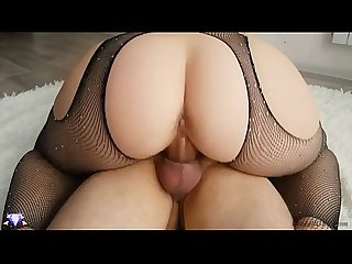 Big Booty MILF Riding Dick hot PAWG - Cristall Gloss