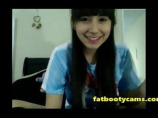 Asian Schoolgirl has never had sex - fatbootycams.com - XVIDEOS.COM
