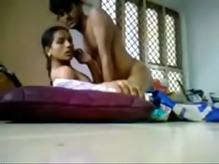 Indian young couple video