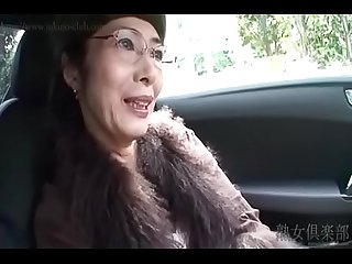 Hot Asian Granny Getting Fucked - vPorncom