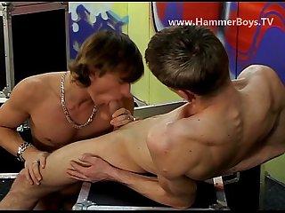 Hot big dick from Hammerboys