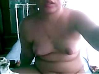 Bbw Arab amateur girl fingers herself on webcam xxx
