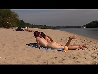 Young nudist beach teens nudists
