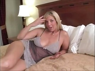 POV Step Mom Dirty Talk JOI
