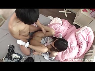 Really young asian gets her pussy licked and cumshot hd japteenx com
