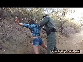 Police officer fucks girl and police hd mexican border patrol agent