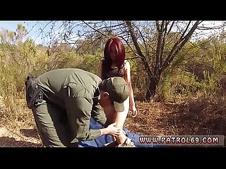 Blonde busty cop anal and lesbian cop anal redhaired peacherino can