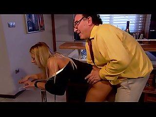 Mit dem alten chef gefickt junge sekretrin