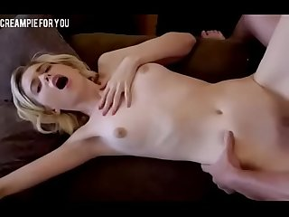 Chloe cherry recieve creampie from step bro