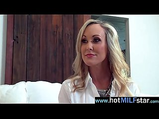 (brandi love) Mature Lady Love Huge Cock In Her Holes clip-07