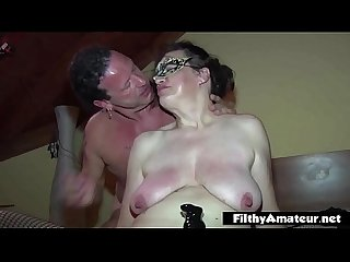 Mature whore take foot in pussy extreme sex