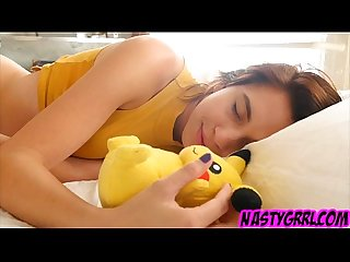 Cece capella wants pika to put his pokemon dick deep in her hole