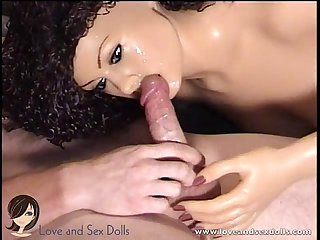 SILICONE DOLL / blow job compilation 2 / WWW.LOVEANDSEXDOLLS.COM
