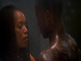 Taye diggs shower scene