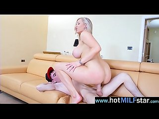 rebecca moore horny milf enjoy sex on tape with big cock as a star mov 27
