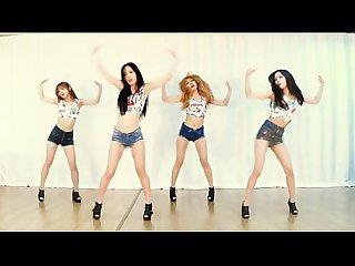 Waveya serebro mi mi mi choreography ari
