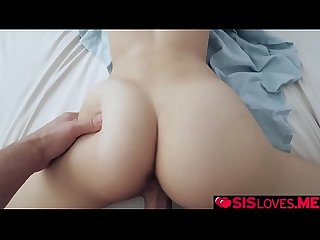 Audrey graces pussy receiving a massive cock