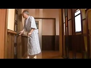 Young Japanese and old guy sex - More: EXGFPLANET.COM