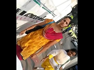 Cum on busty indian yellow salwar girl with nip pokie