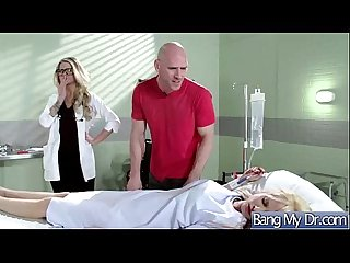 Slut horny patient lpar jessa rhodes rpar get Sex treat from dirty mind doctor Movie 15