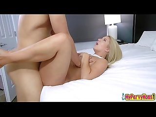Candice Dare Hot MILF a Dripping Creampie