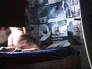 Hidden cam girlfriend sex
