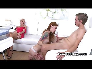 Amateur couple fucking for female agent