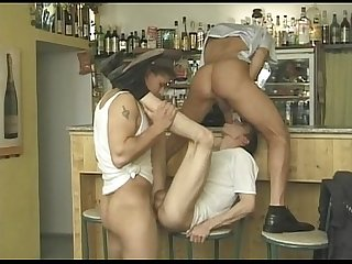 Lycos manseflycos soldier boys scene 3 video 3