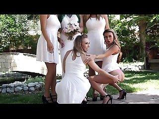 Bridal party orgy part 1 olivia Austin Kat dior harley jade kenzie taylor