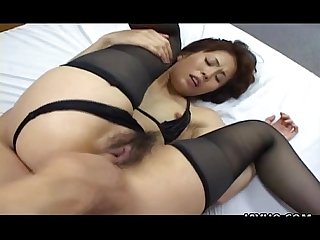 Hot asian erika okazaki blowjob