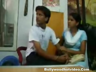 Indian lovers fucking in friend S room