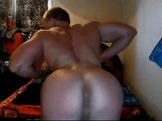 Serge henir modelo gostoso russo mostra o bundo na cam
