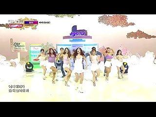 Show champion ep 243 hyuna babe