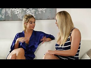 Olivia Austin learning nuru massage from val dodds