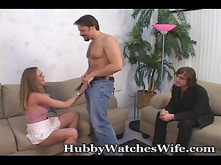 Wife S hubby is pathetic comma needs new lover