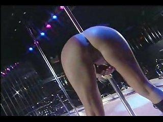 Jill Kelly strip show part 2