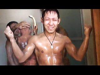 Duchas desnudo