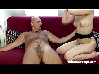 Sandra pupin old man cock
