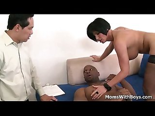 Big tit shay fox interracial fuck with a marriage counselor