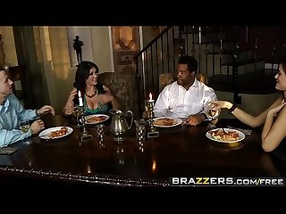 Brazzers real wife stories how to get ahead scene starring claire dames and Chris strokes