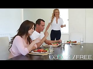 Babes - (Cherie Deville, Jojo Kiss, Justin Hunt) - Table Manners