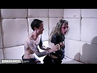 BurningAngel Emo Teen Nympho Rough Fucked in Padded Cell