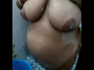 Mallu wife bath husband shoot clear video