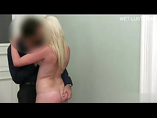 Cowgirl Anal punishment