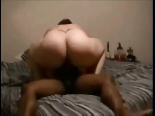 Big butt wife homemade ineterracial