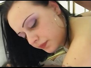 man with piercing penis fuck black hair girl