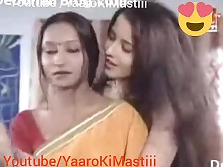 Indian Monalisha and Bhabhi Lesbian sex