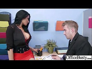 Big Tits Girl Love Exciting Hard Sex In Office movie-29