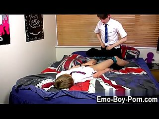 Gay sex ethan knight and brent daley are two horny students lovin